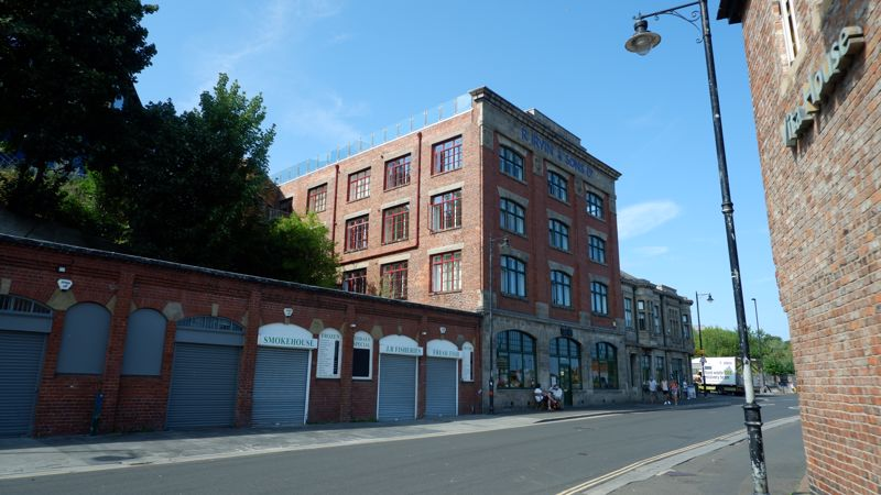 The Irvin Building, Union Quay