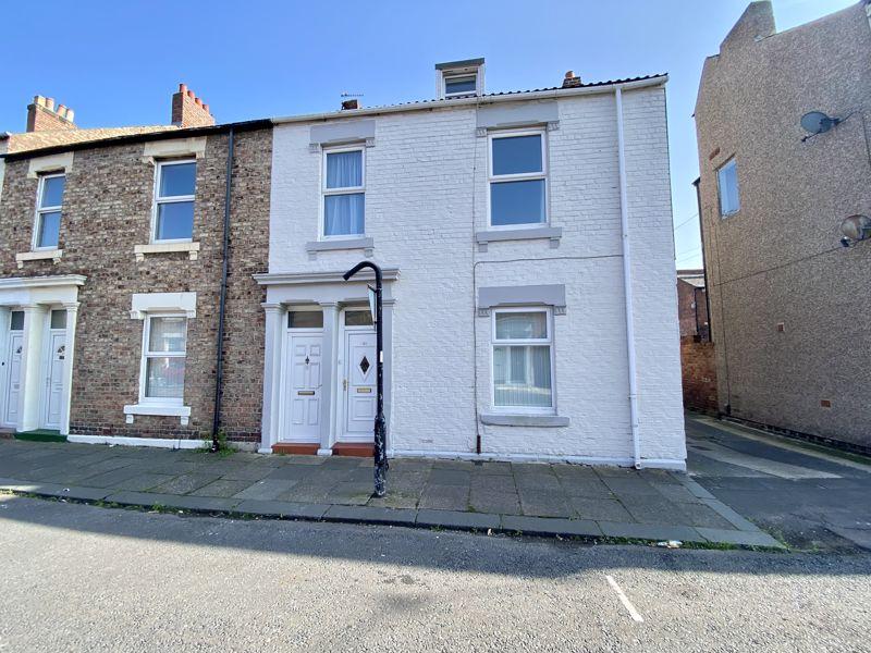 West Percy Street