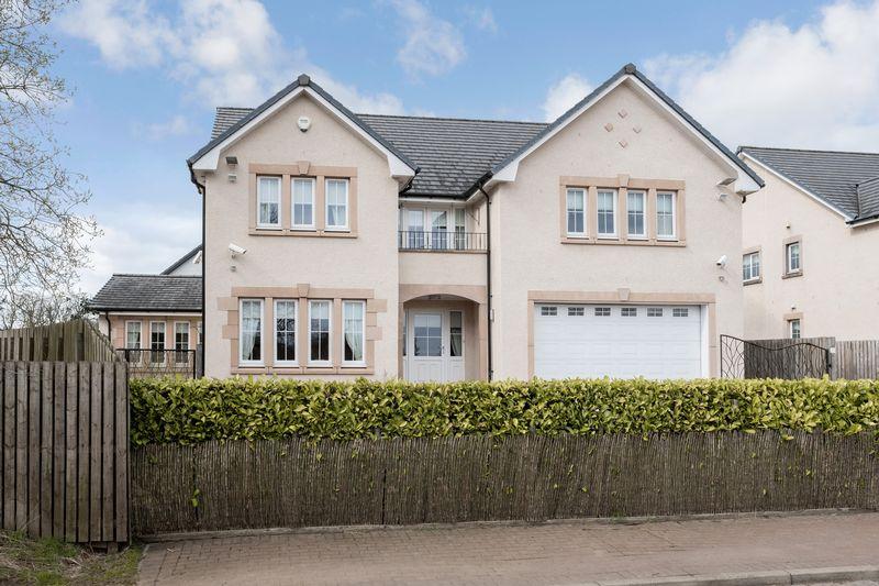 Whitelees Drive Lanark