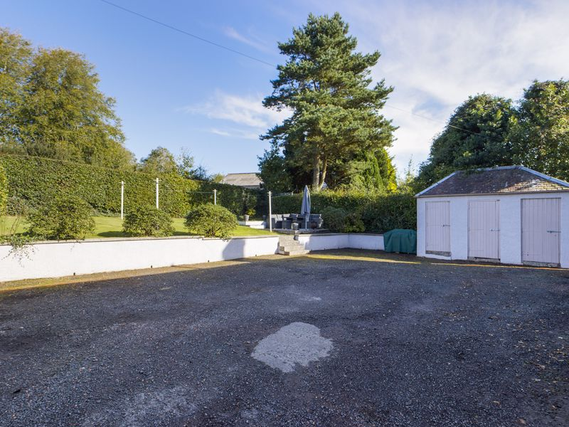 Hyndford Road Lanark