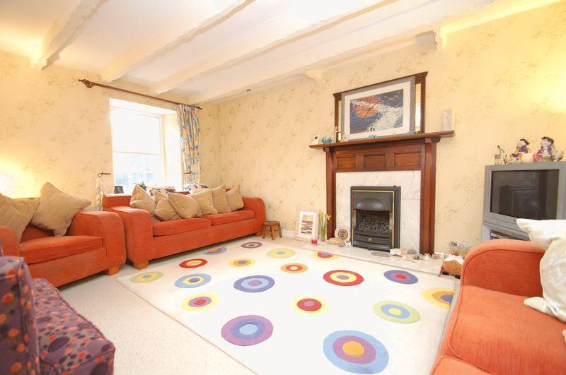Long Row New Lanark
