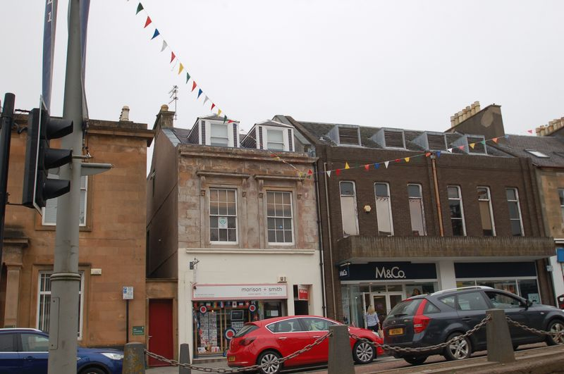 High Street Lanark
