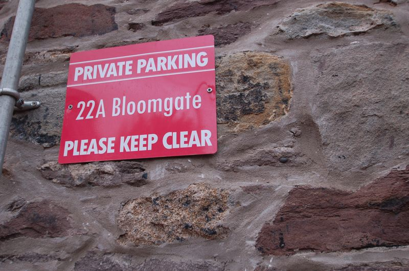 Bloomgate Lanark