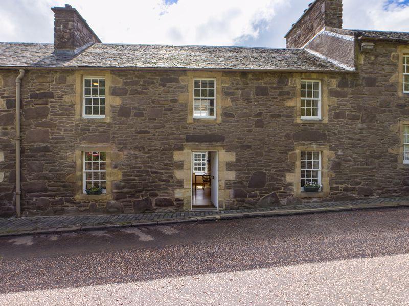 Braxfield Row New Lanark