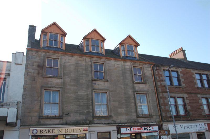 Bannatyne Street Lanark