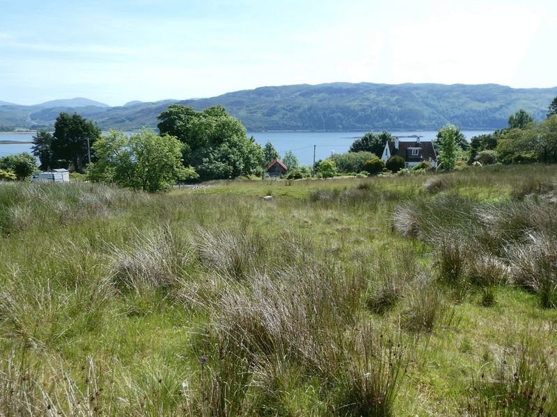 Croft Road Lochcarron