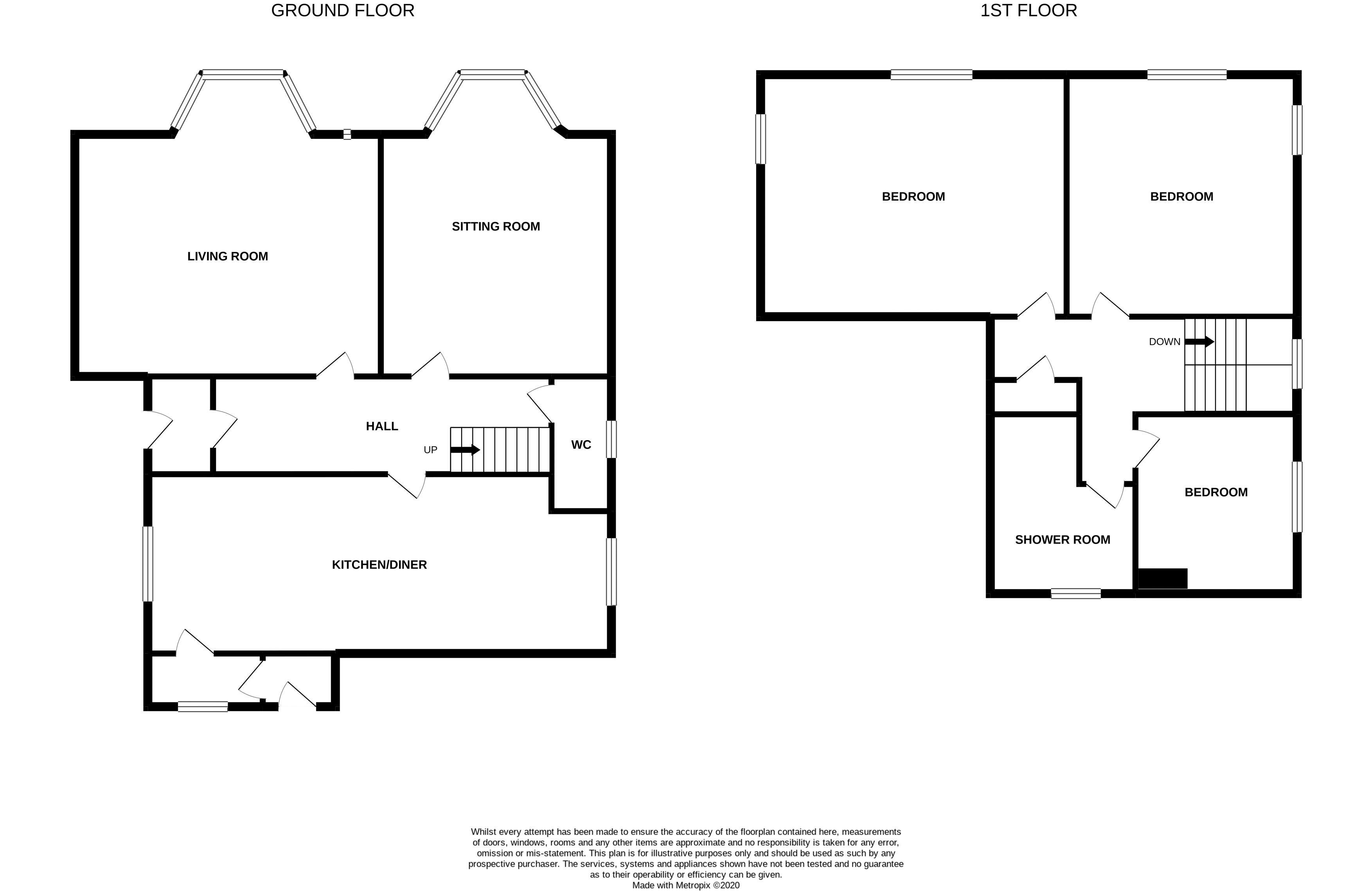Mo Dhachaidh Floor Plan