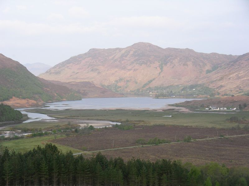 Lochlonghead, Dornie,