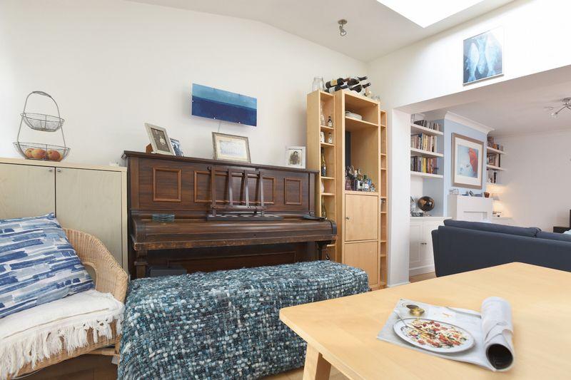 Open Plan Sitting Room/Dining/Kitchen