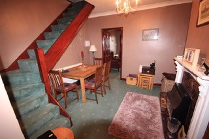 DINING ROOM (REAR) with STAIRS OFF