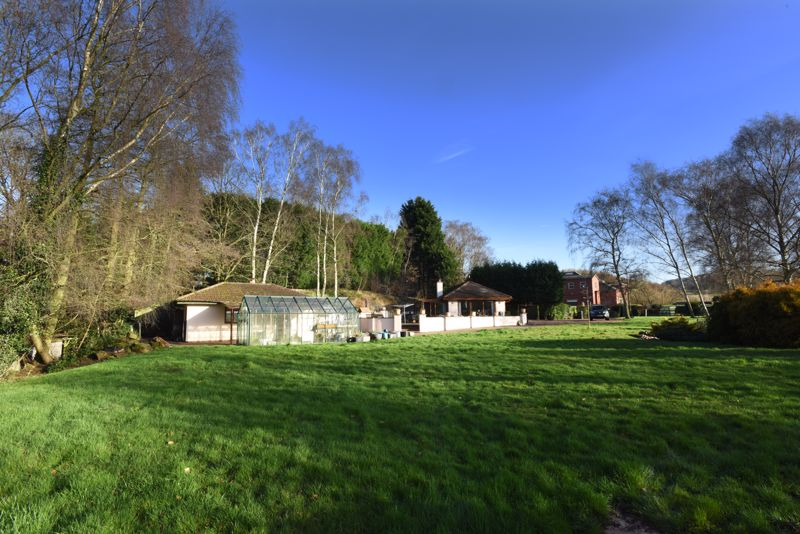 GROUNDS AND OUTBUILDINGS