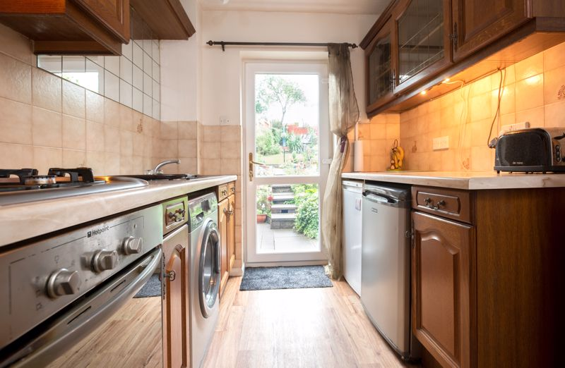 KITCHEN to REAR ACCESS
