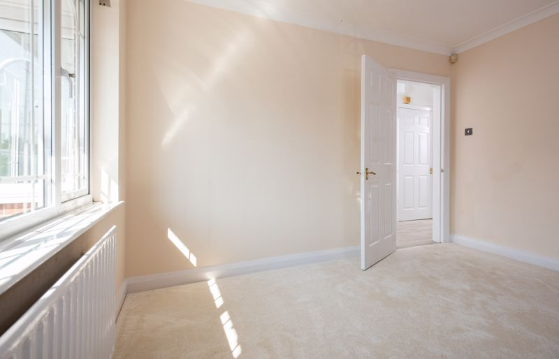 FRONT LOUNGE INTO HALL