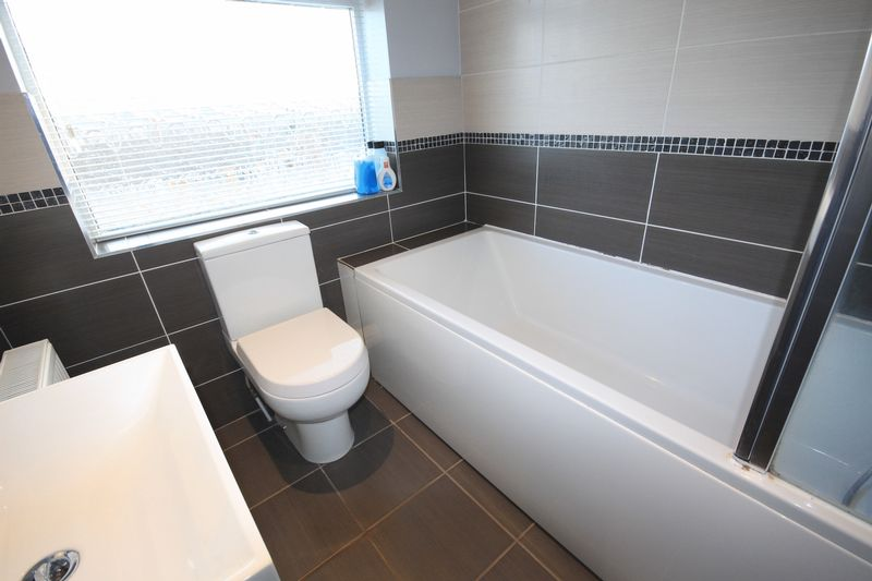 Re-fitted bathroom (Rear)