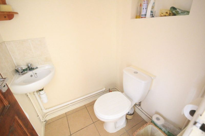 Fitted Cloakroom/W.C.