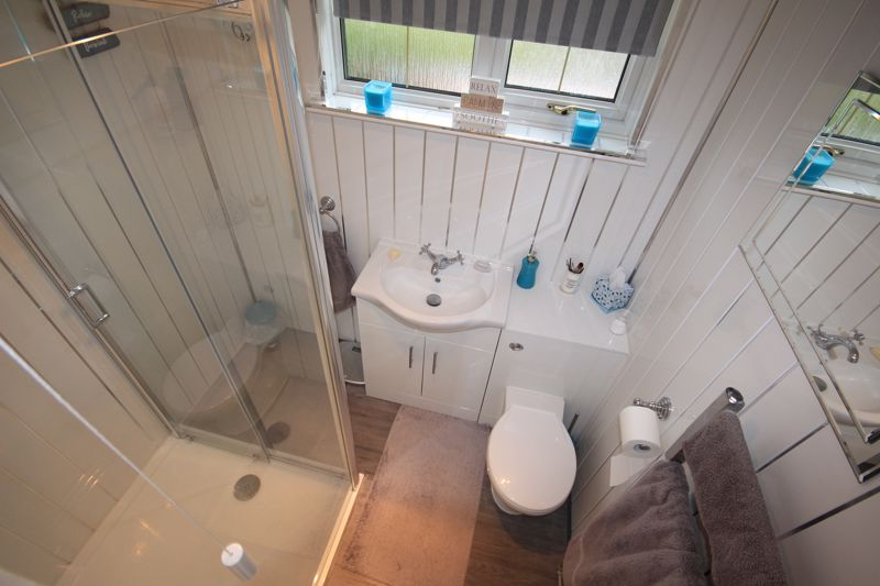 RE-FITTED SHOWER ROOM (FRONT)
