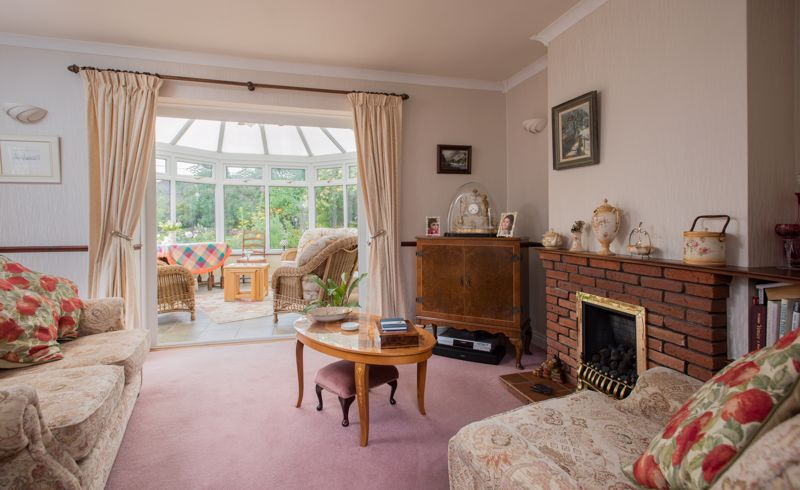 REAR LOUNGE/SITTING ROOM to CONSERVATORY