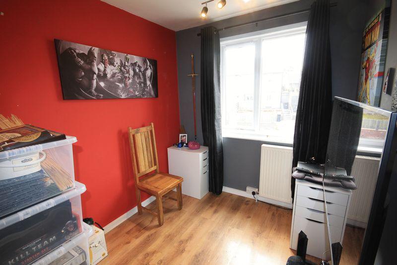 Bedroom 3/study (Front)