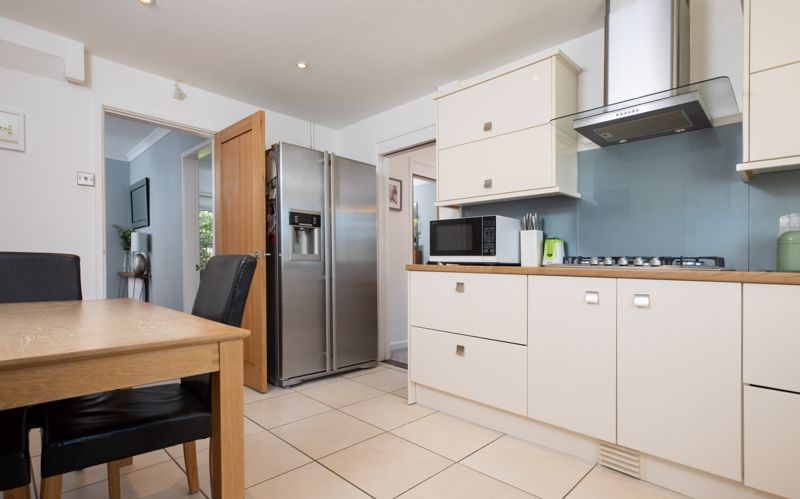 RE-FITTED KITCHEN (REAR)