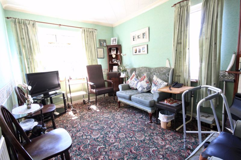 Rear Reception room