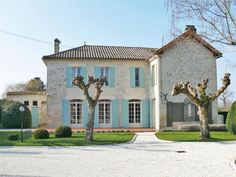 Branne, Gironde