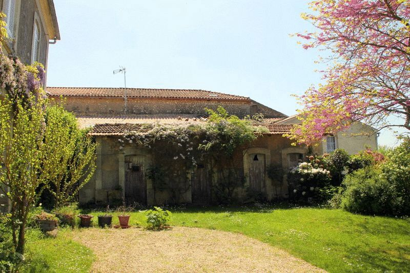 Mortagne-sur-Gironde, Charente-Maritime