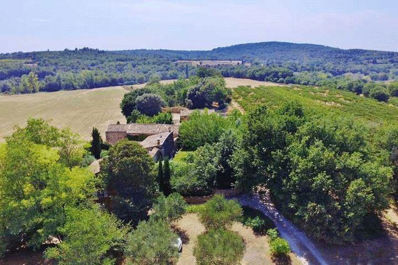 La Capelle-et-Masmolene Gard