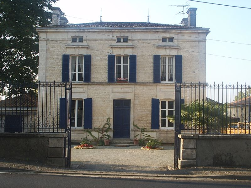 Rives-d'Autise, Vendee