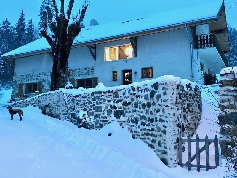 Viuz-en-Sallaz, Haute-Savoie