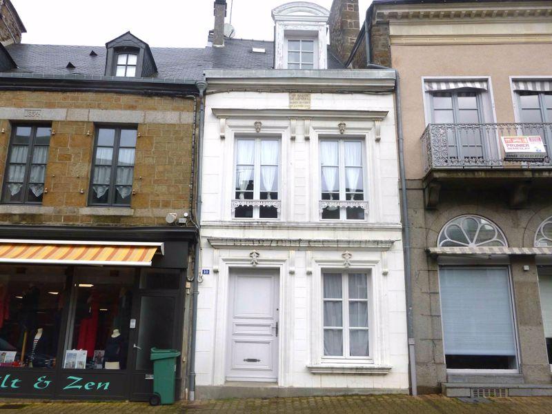 Ernée, Mayenne