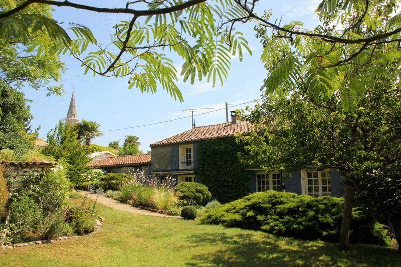 Talmont-sur-Gironde, Charente-Maritime