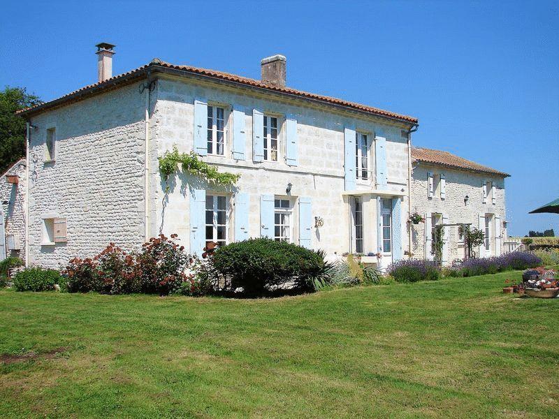 Chenac-Saint-Seurin-d'Uzet, Charente-Maritime