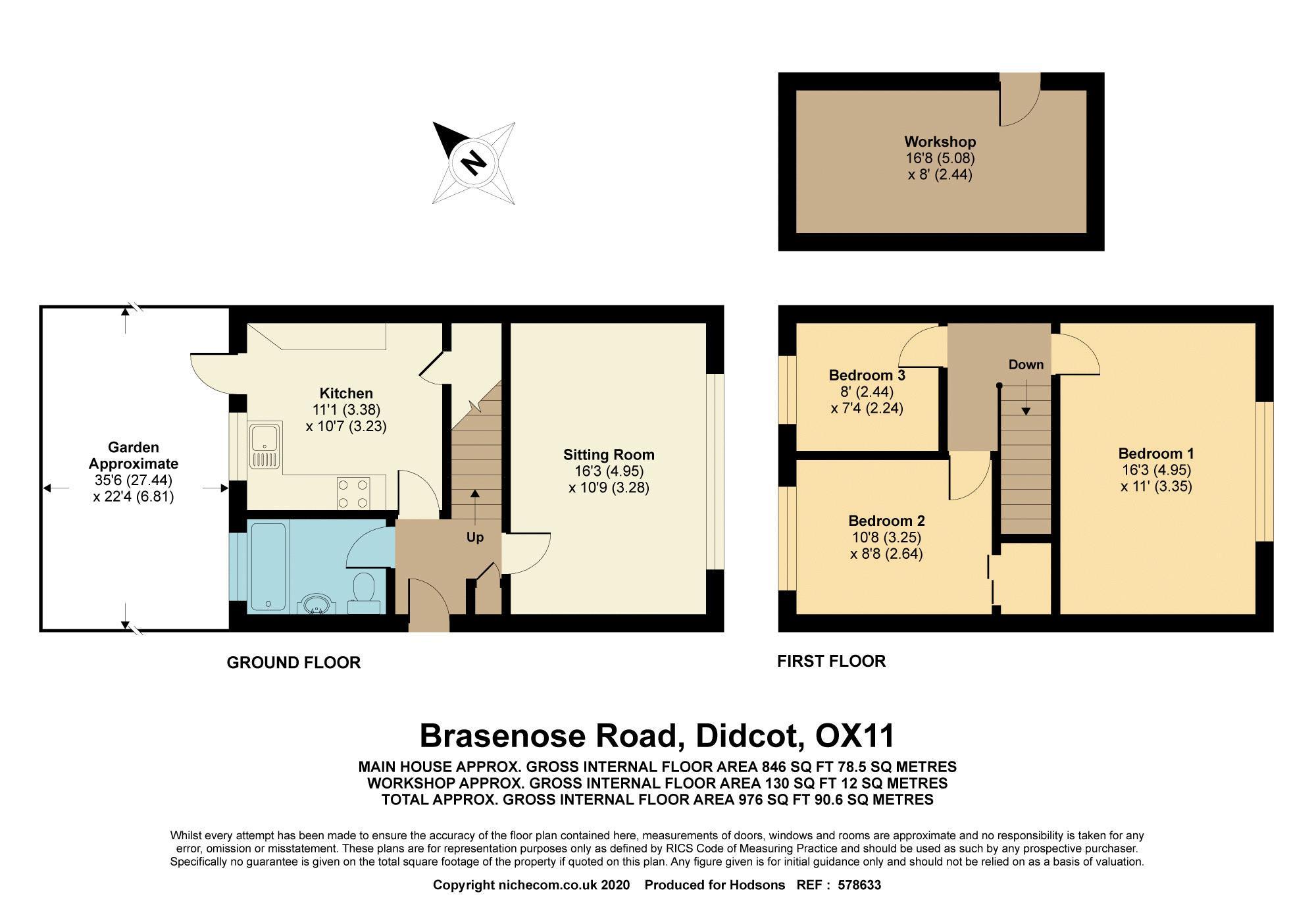 Brasenose Road