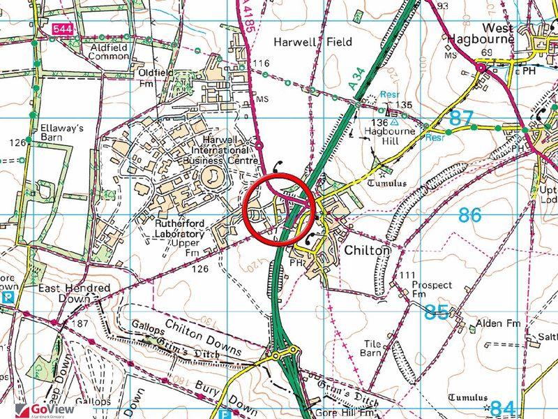 Newbury Road Chilton