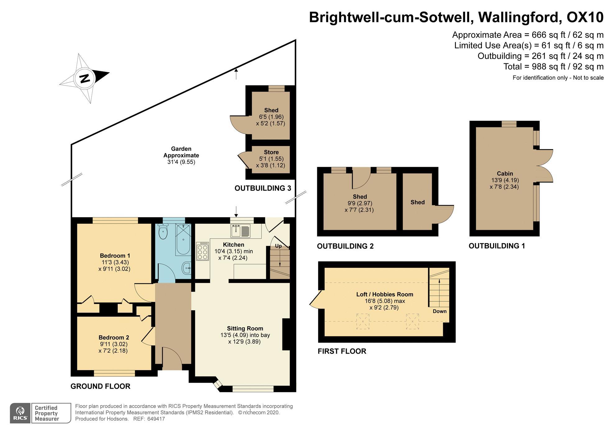 Greenmere Brightwell-cum-Sotwell