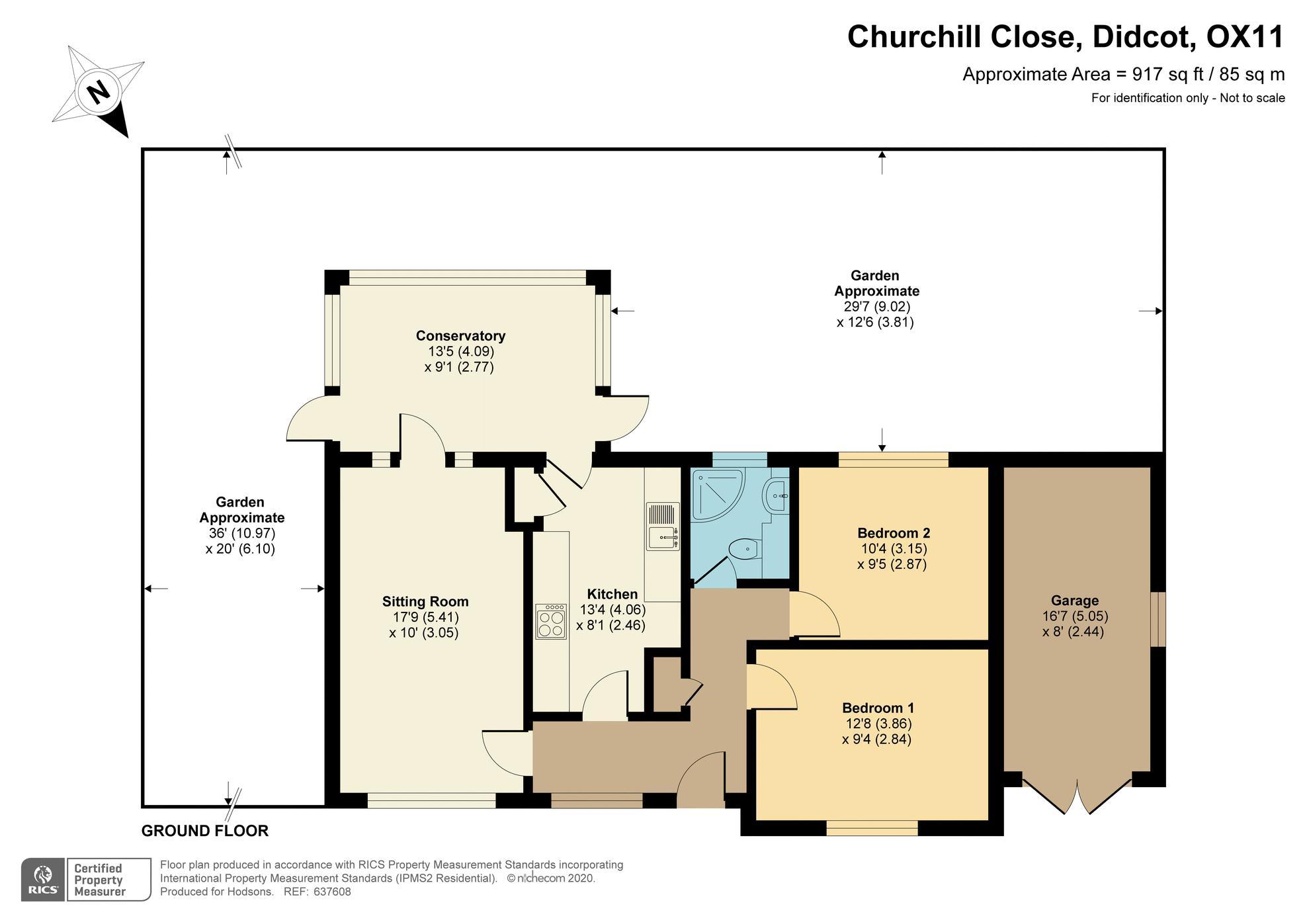 Churchill Close