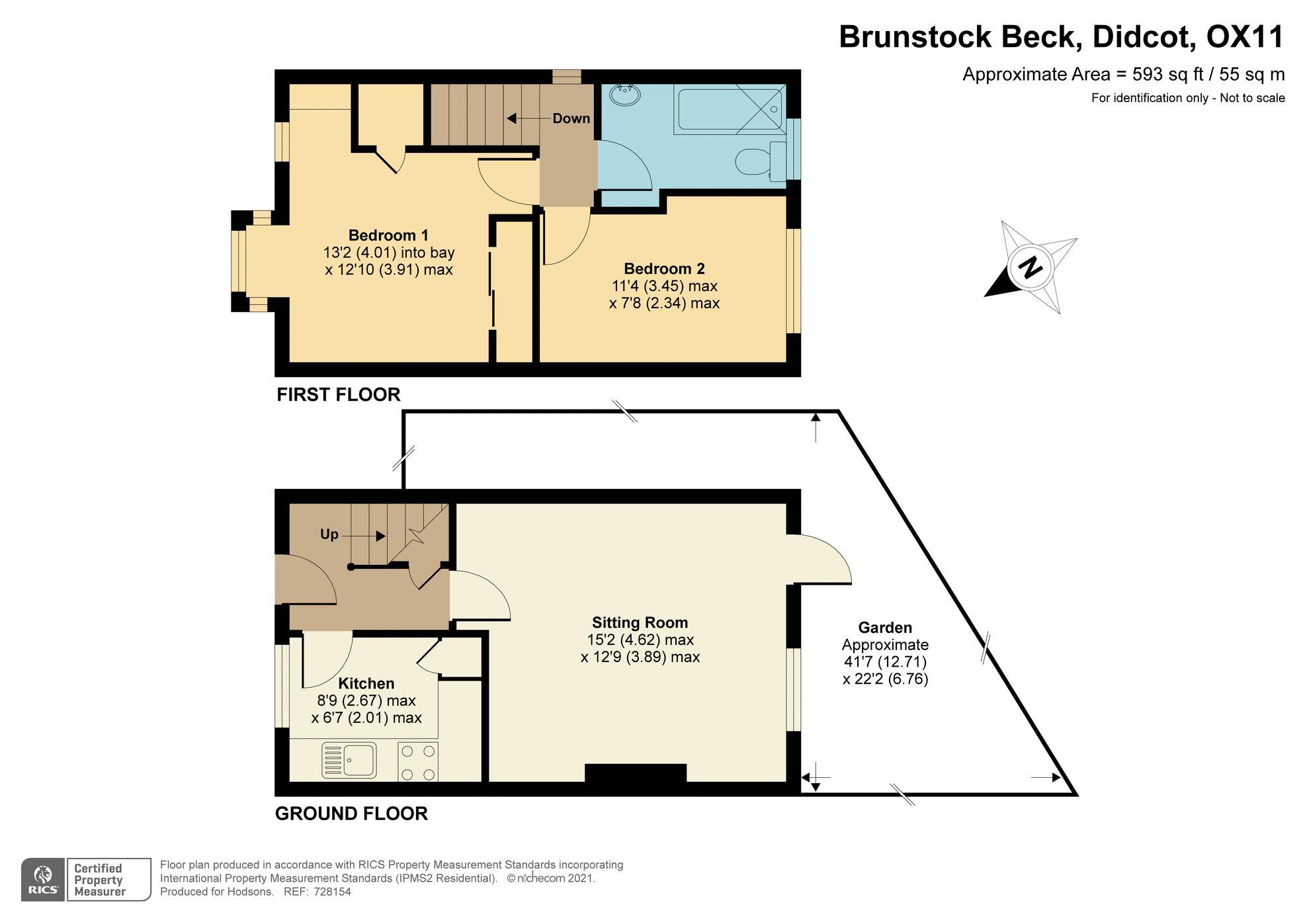 Brunstock Beck