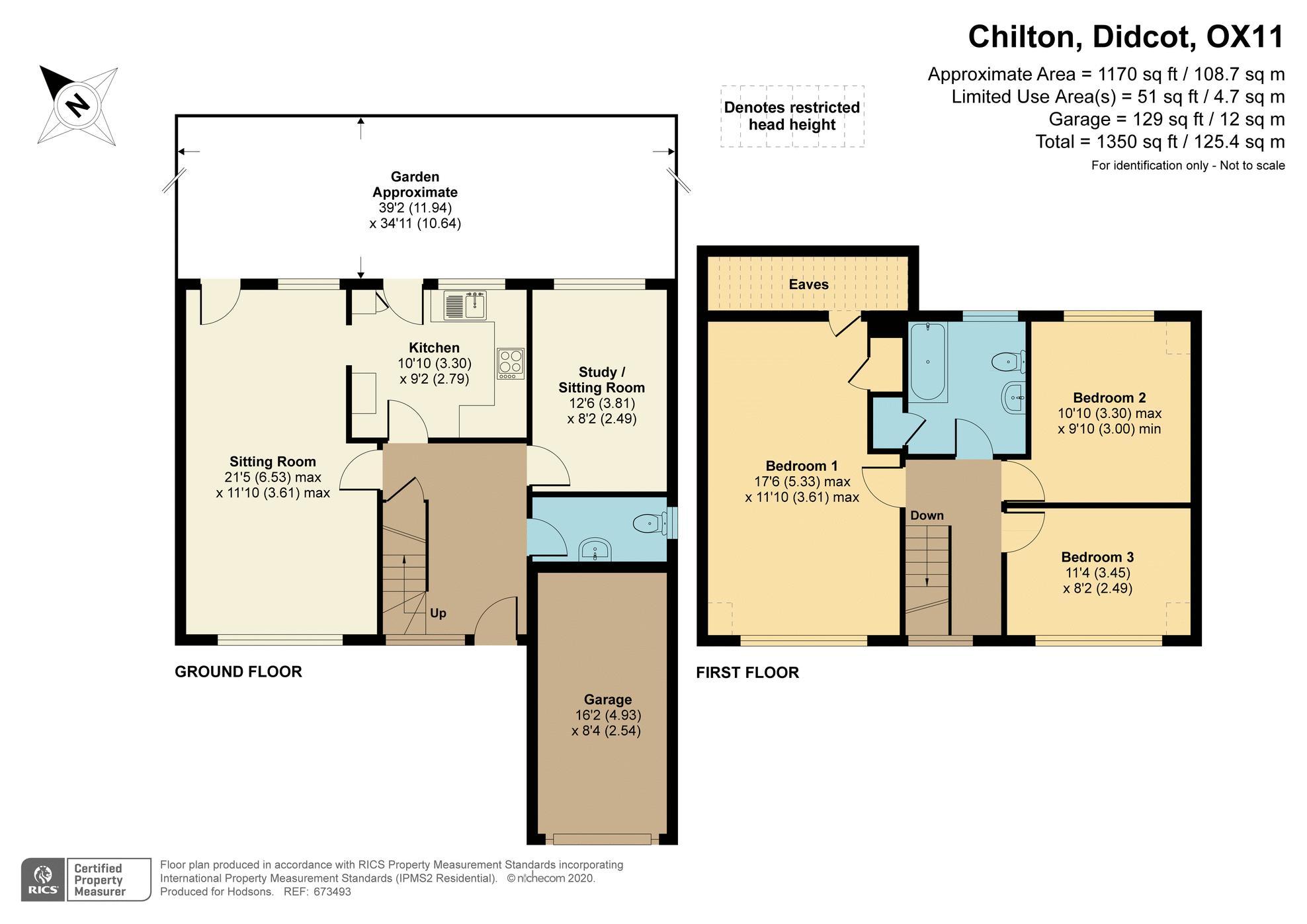 Latton Close Chilton