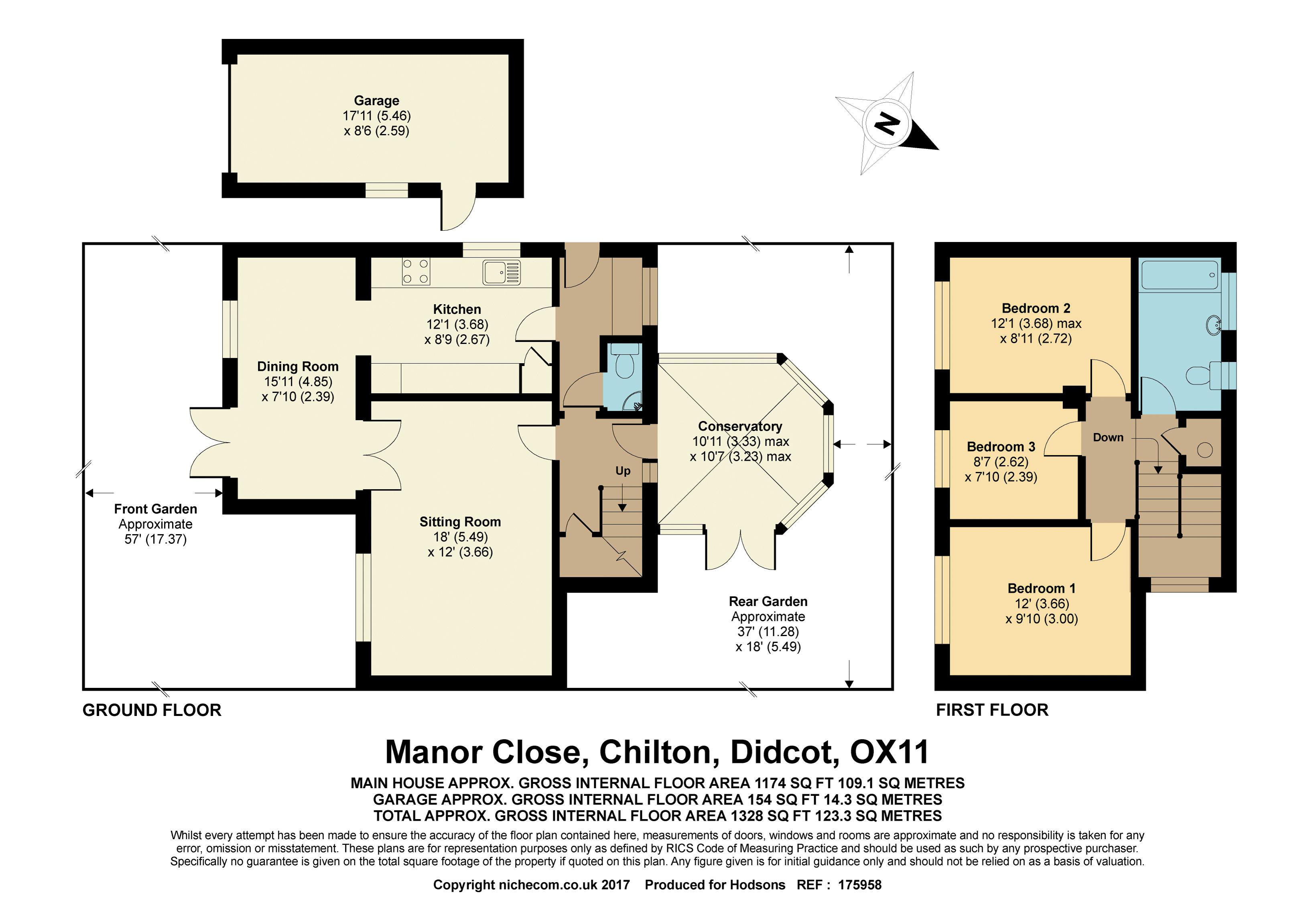 Manor Close Chilton