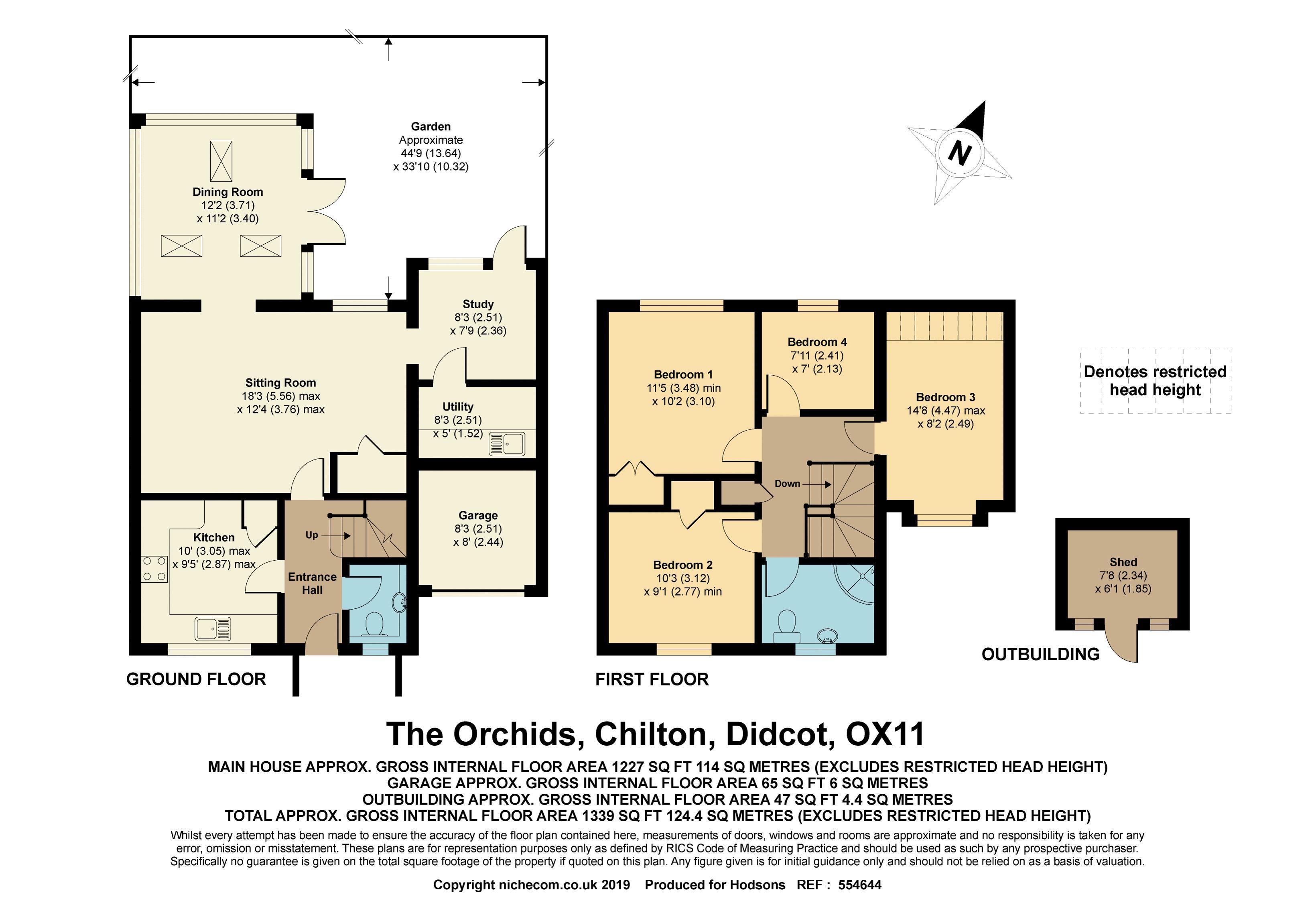 The Orchids Chilton