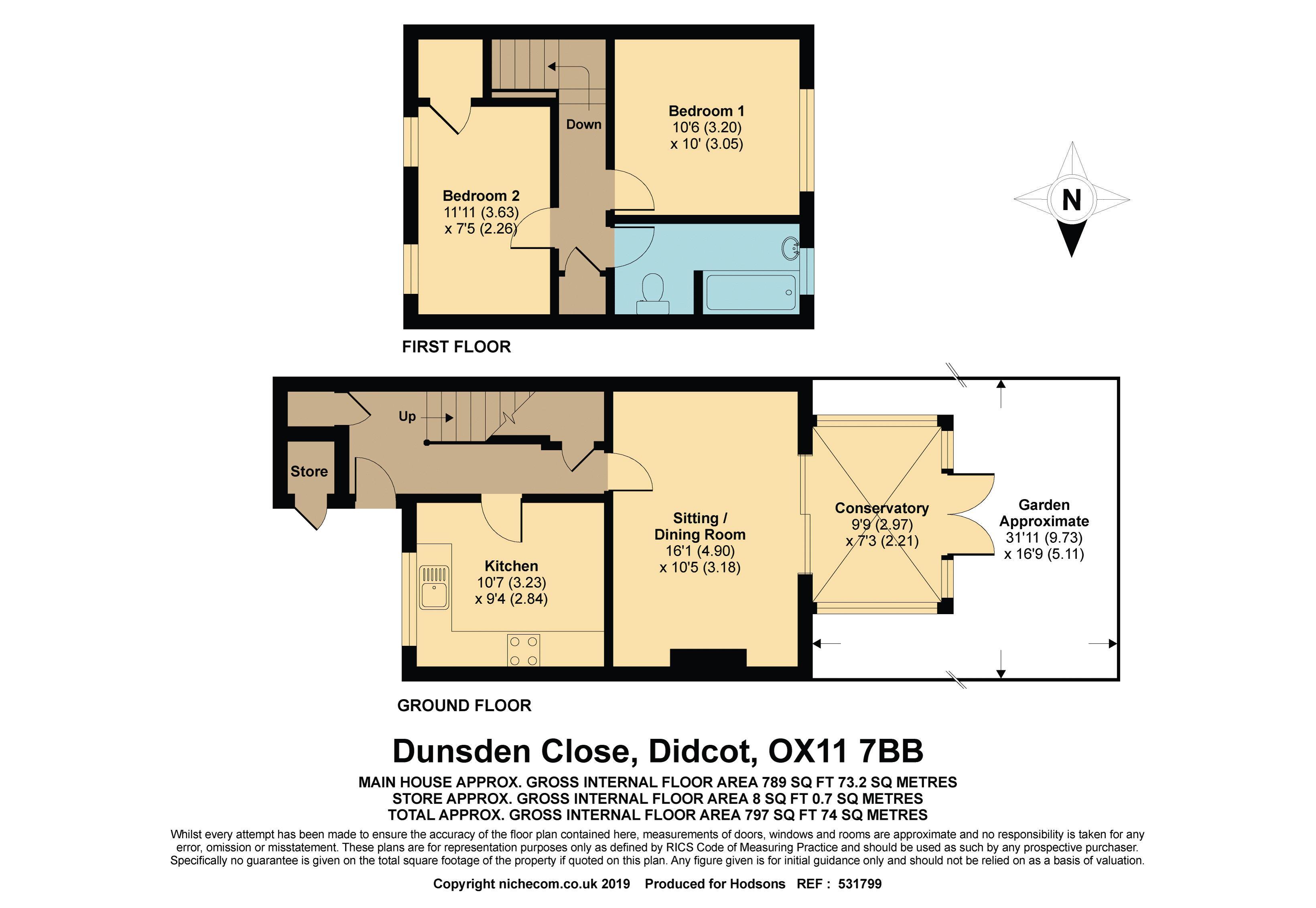 Dunsden Close