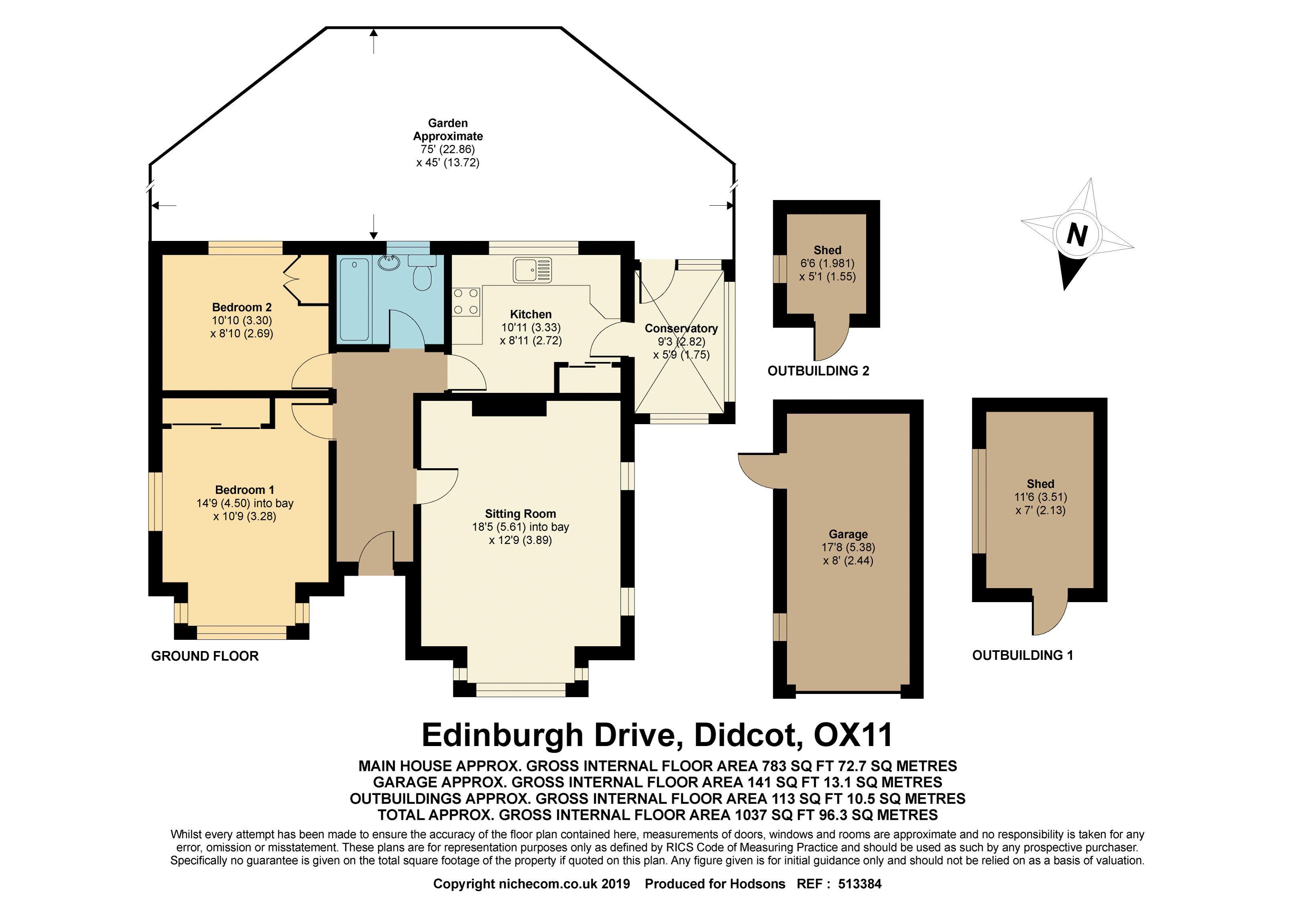 Edinburgh Drive