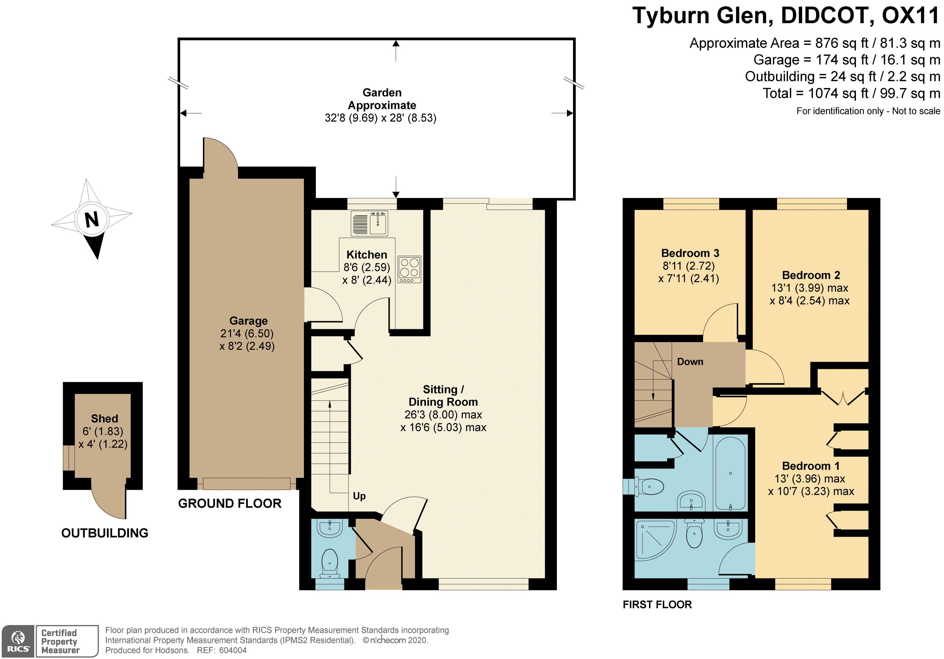 Tyburn Glen