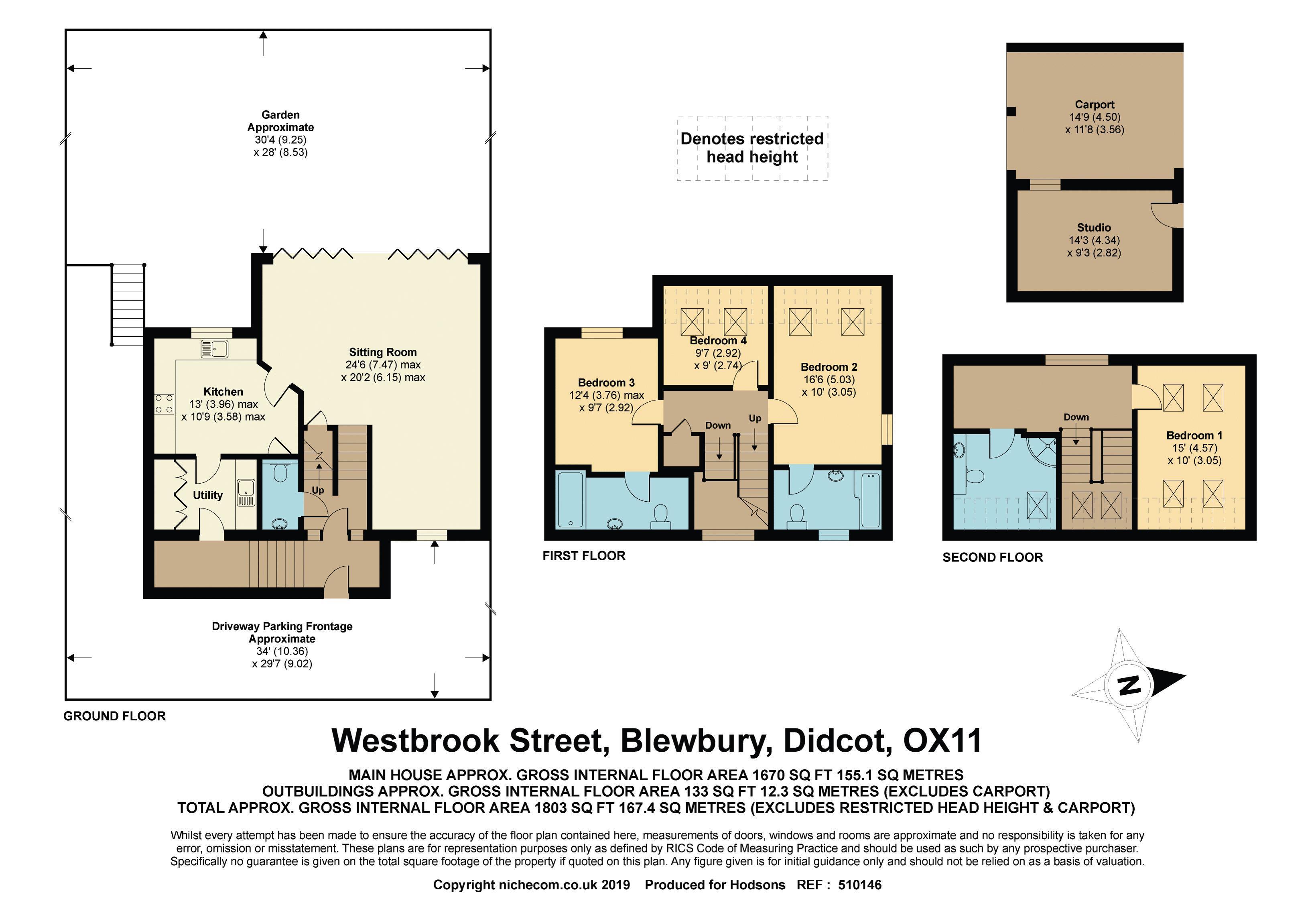 Westbrook Street Blewbury