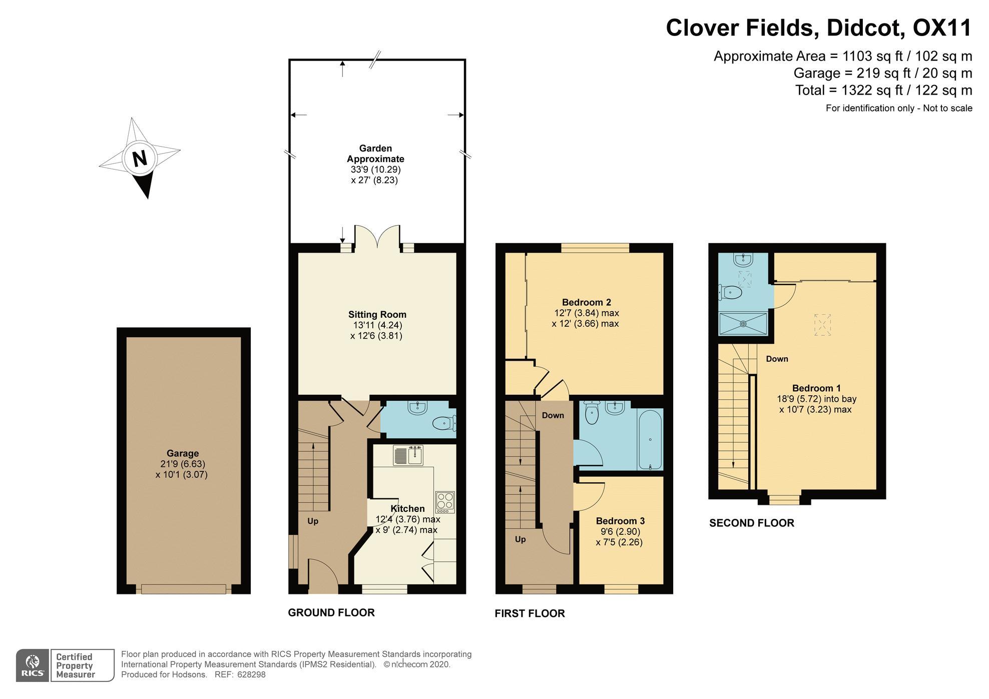 Clover Fields