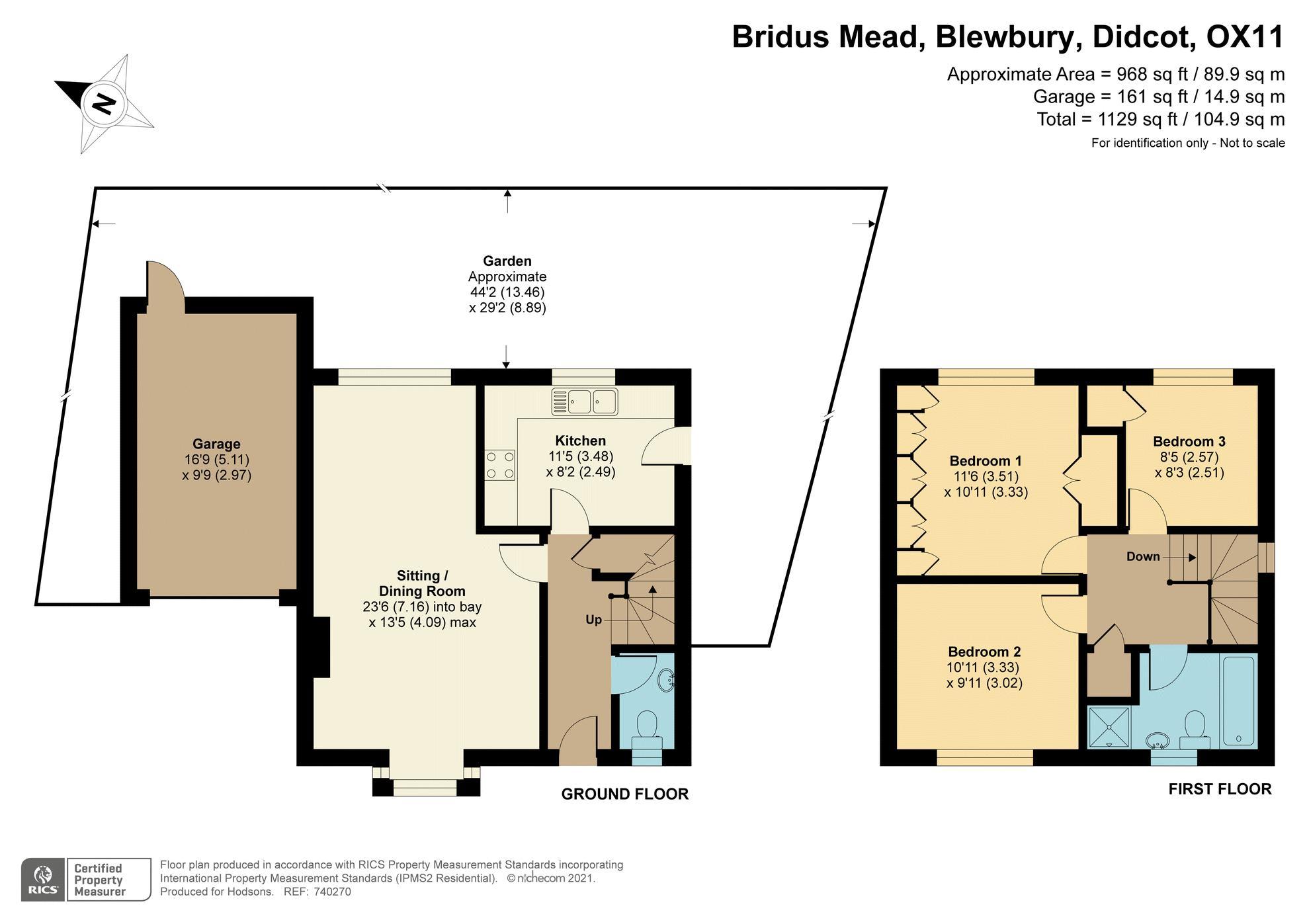 Bridus Mead Blewbury