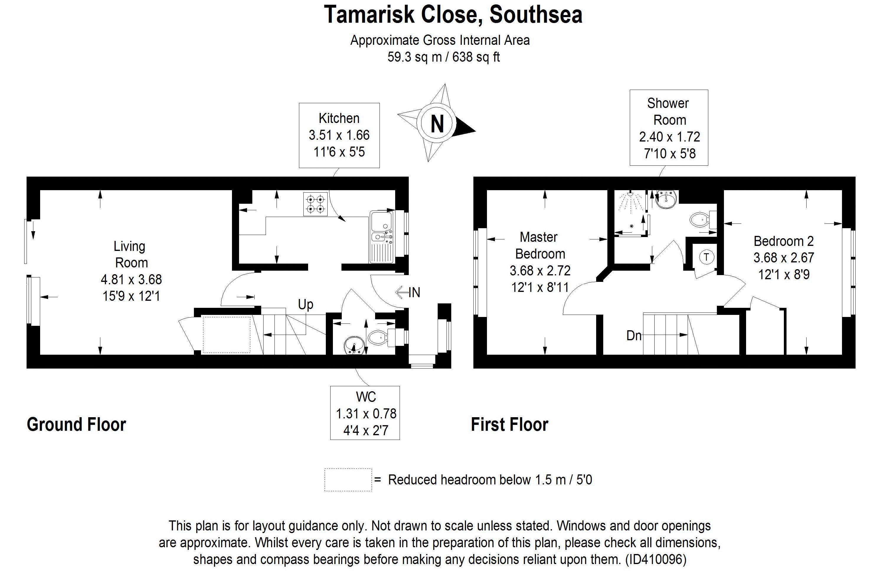 Tamarisk Close