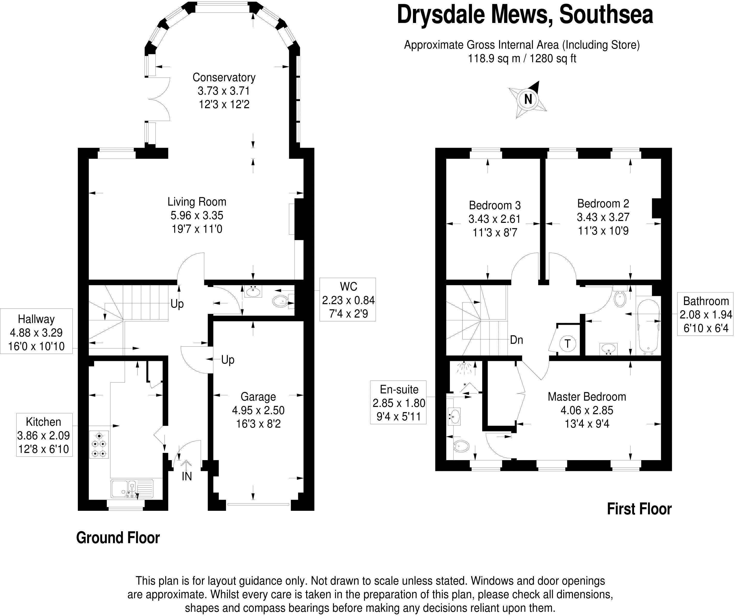 Drysdale Mews