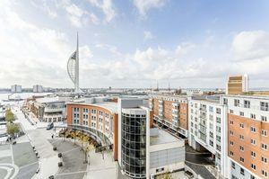 No.1 Building Gunwharf Quays