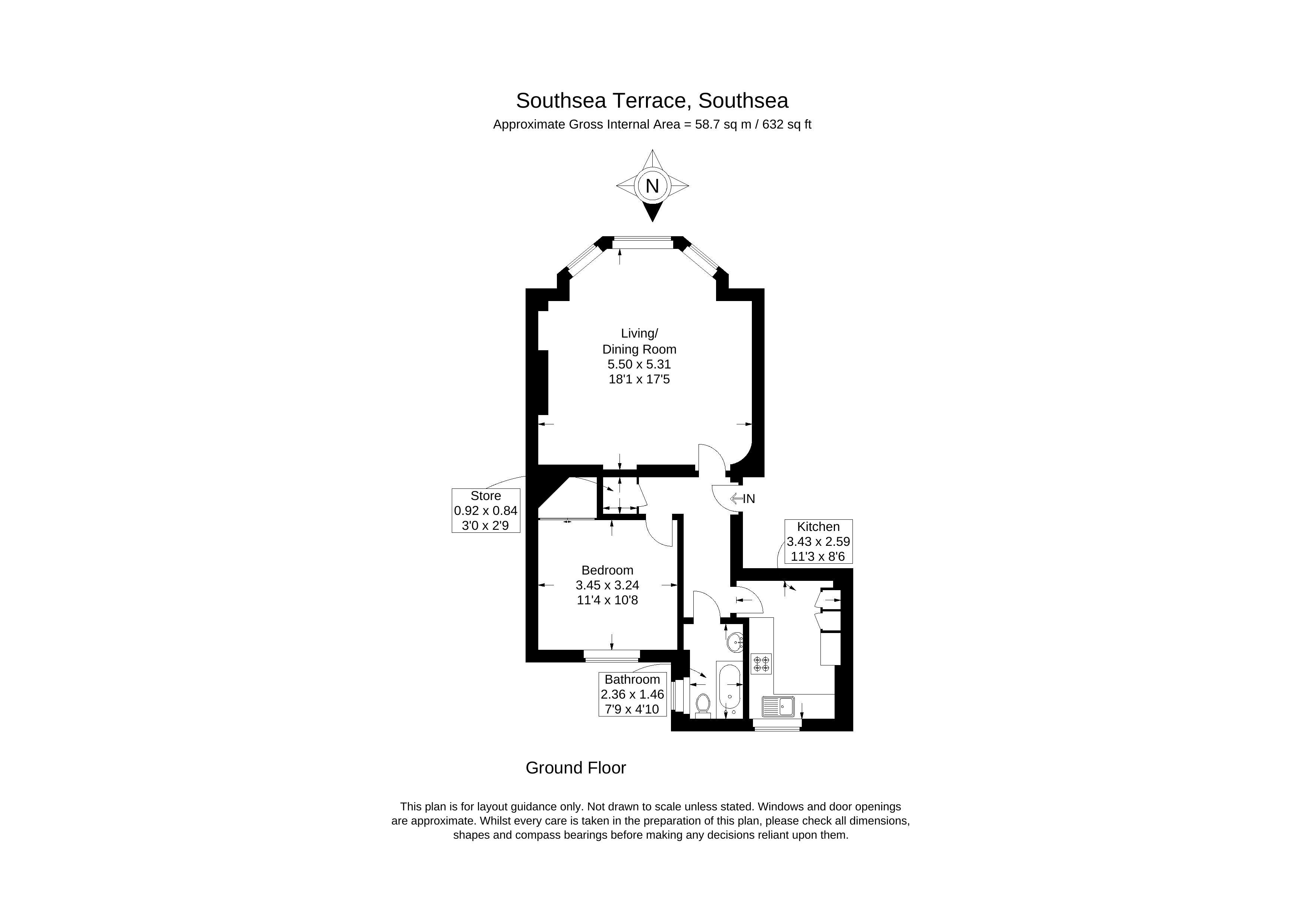 Southsea Terrace